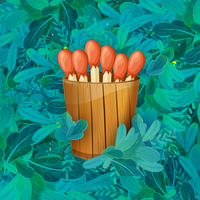 Matches Cup Puzzle Game