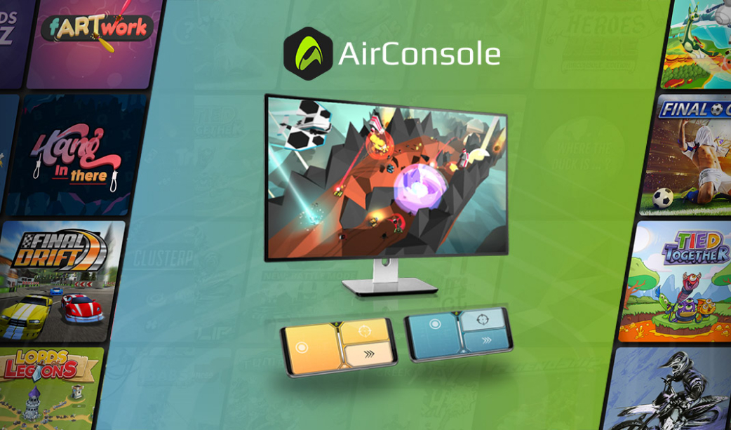 AirConsole - Multiplayer games for friends