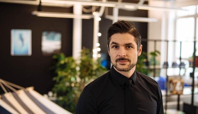 Dino Patti, Coherence CEO