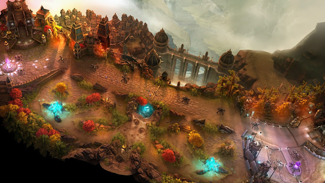 Vainglory founders raise $2.5 million for Bazooka Tango mobile game studio