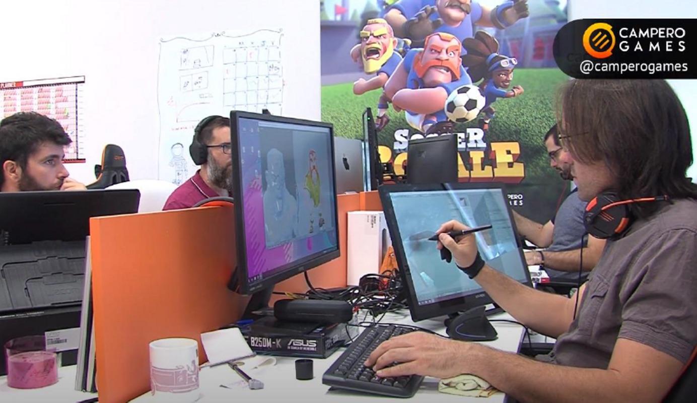 Campero Games
