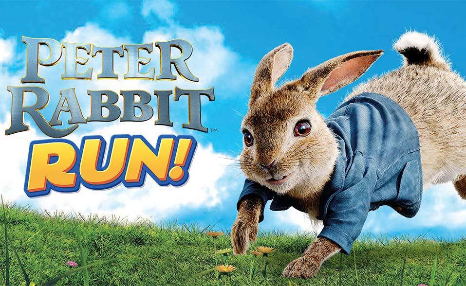 Peter Rabbit Run Mighty Kingdom