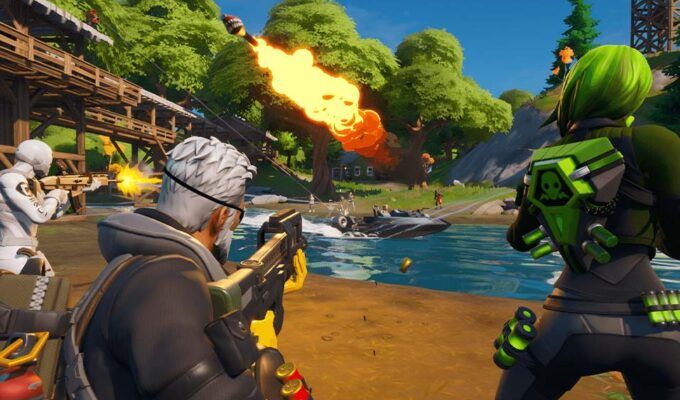 Epic Games Secures $1B In Funding For Its Metaverse Plans