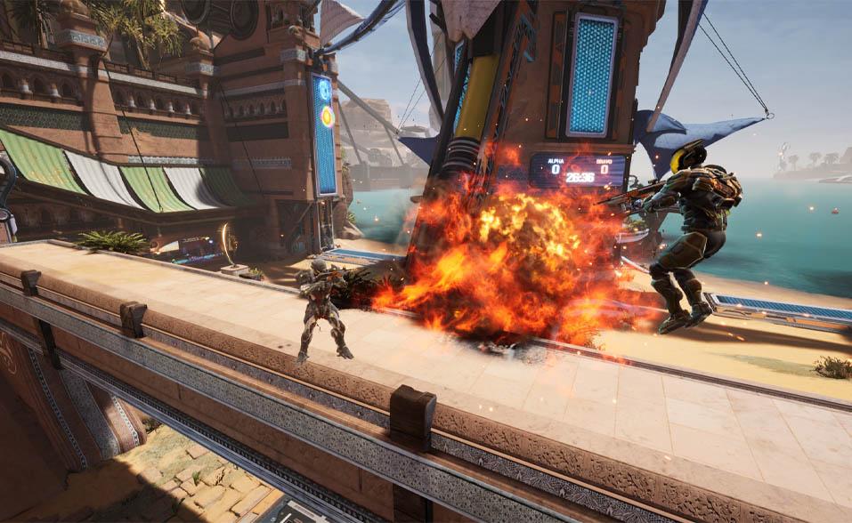 Splitgate Arena Warfare 1047 Games