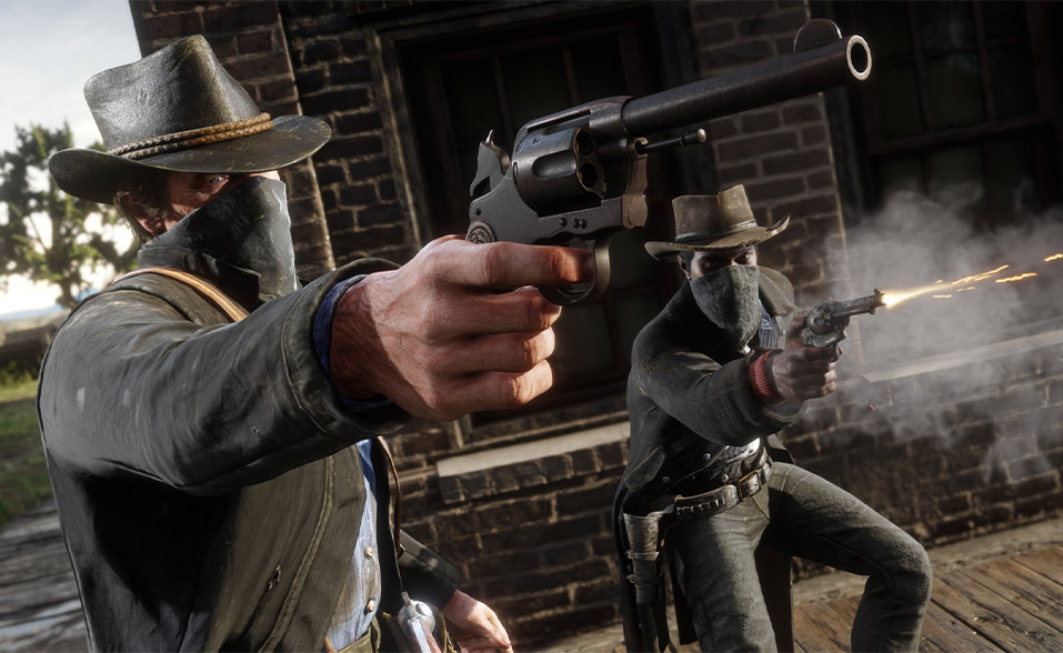 Red Dead Redemption 2 Take-Two