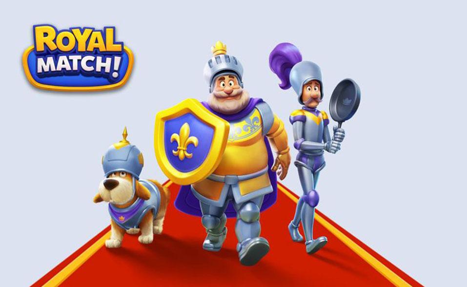 dream games royal match