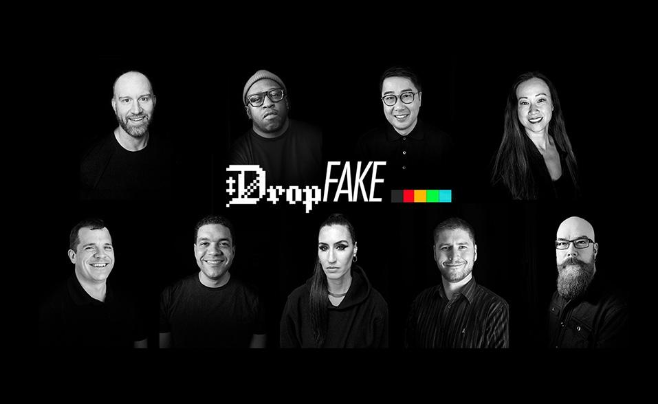 drop fake