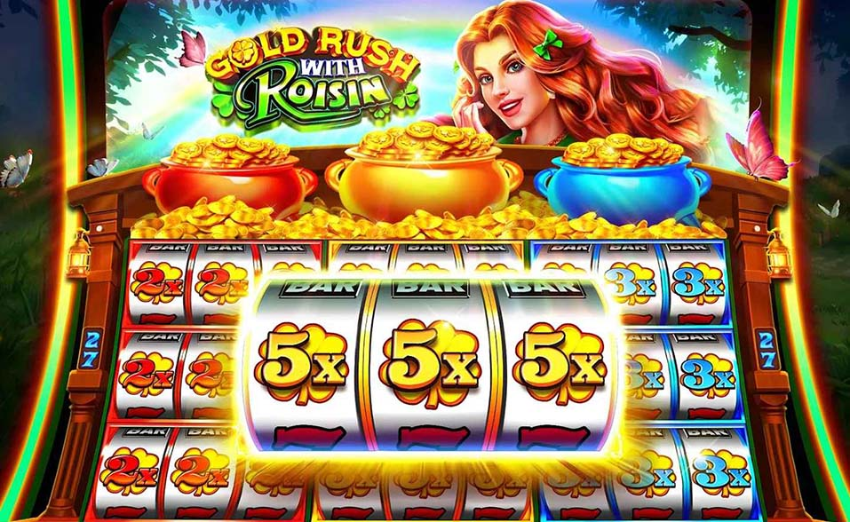 Cash Frenzy Casino SpinX Games