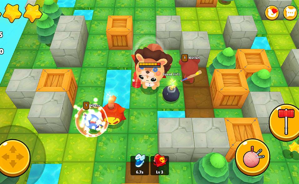 unds Battle Royale Gigantic Duck Games