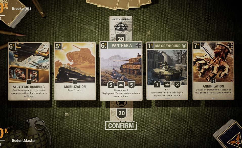 KARDS 1939 Games